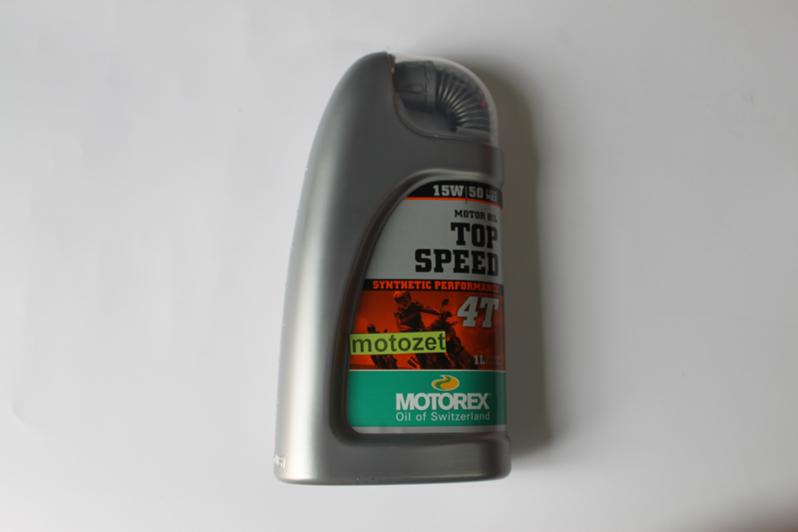 OLEJ MOTOREX TOP SPEED 4T 15W/50 SYNTETYK