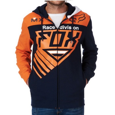 FOX BLUZA Z KAPTUREM RACER NAVY XL