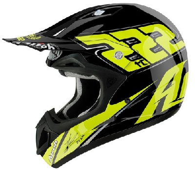 KASK AIROH JUMPER TC15 GLOSS XL 2015