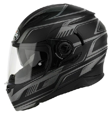 KASK AIROH MOVEMENT FIRST BLACK MAT XL 2015