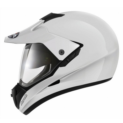 KASK AIROH S5 COLOR BIAŁY GLOSS ROZMIAR L